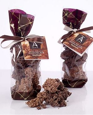 Mixed Gluten Free Chocolate Truffle Bag