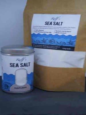 Plain Sea salt