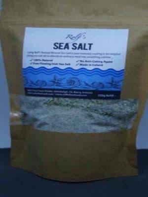 flavoured sea salt