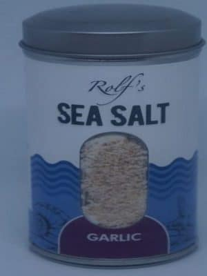 Garlic Flavoured Sea Salt