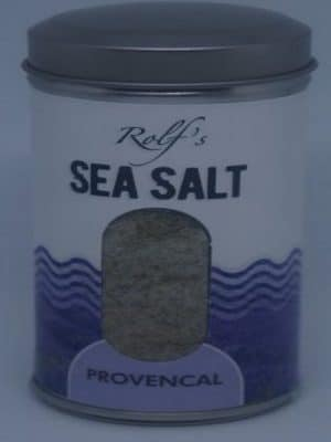 Provencal Flavoured Sea Salt