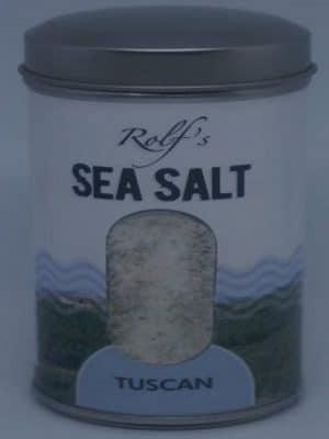Tuscan Flavoured Sea Salt
