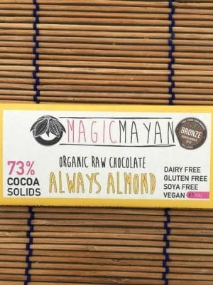 Magic Mayan Raw Chocolate - Gluten Free, Dairy Free, Soya Free