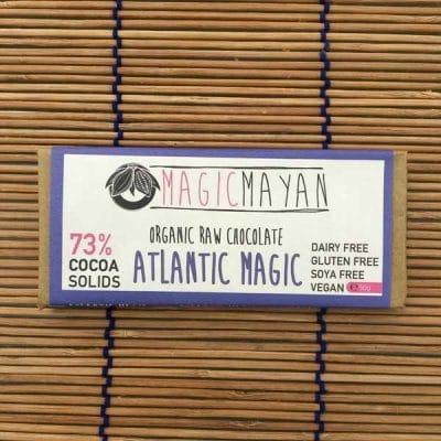 Magic Mayan Raw Chocolate - Gluten Free, Dairy Free, Soya Free