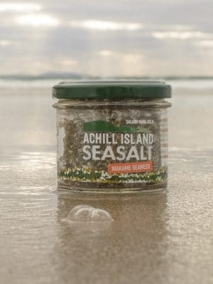 Wakamee Seaweed with Achill Sea Salt