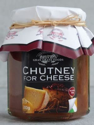Gran Grans Chutney For Cheese