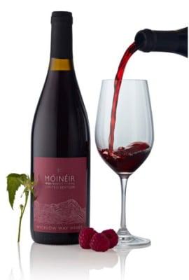 Moineir Irish Raspberry Wine