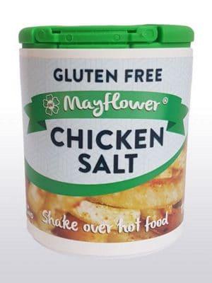 Mayflower's gluten-free-chicken-salt-sauce