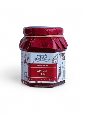 Chilli Jam Condiment by Gran Grans Foods