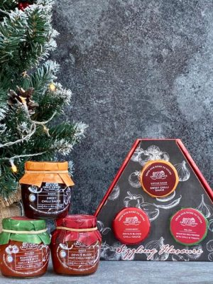 Sizzling Tree Gift Set by Gran Grans Foods