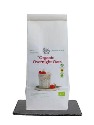 The Merry Mill Organic Overnight Oats
