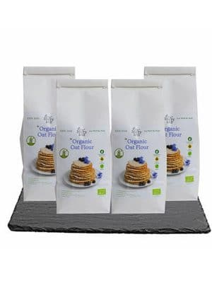 The Merry Mill Irish Organic Gluten Free Oat Flour Bundle Deal