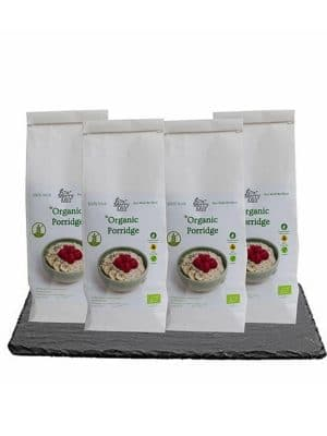 The Merry Mill Irish Organic Porridge Bundle