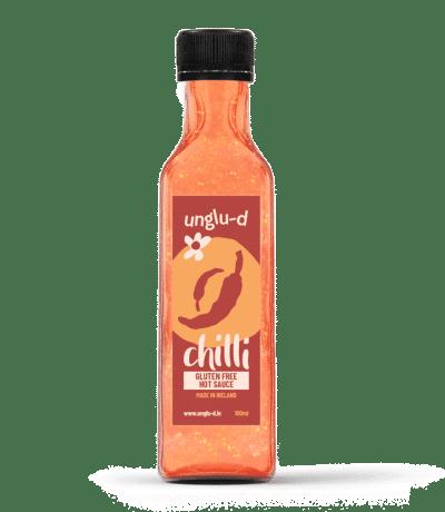 Chilli Gluten Free Hot Sauce by Unglu-d