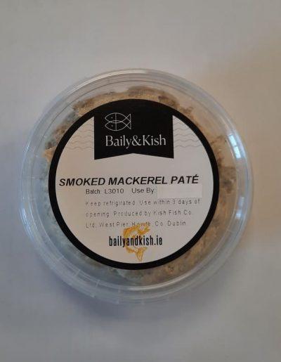 Smoked Mackerel Pate by Baily and Kish