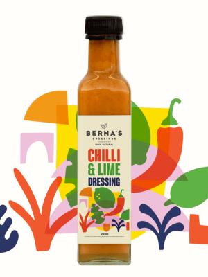 Berna Dressing - Chilli & Lime Dressing