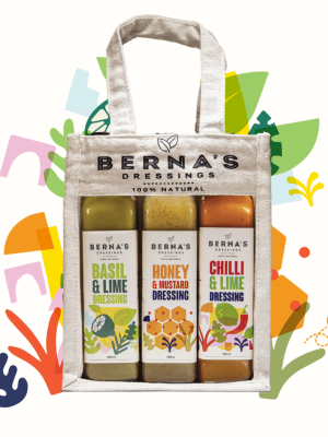Berna's Dressings Gift Bag