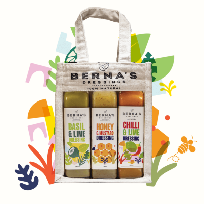Berna's Dressings Gift Bag