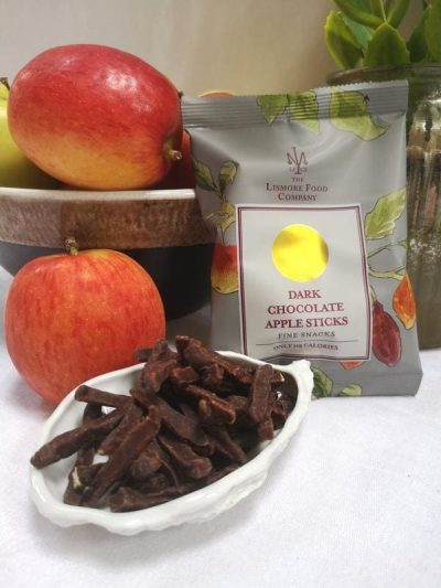 Lismore Dark Chocolate Apple Sticks