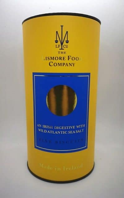 Lismore Irish Digestive and Atlantic sea salt