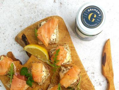 Grahams Horseradish Sauce