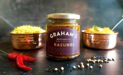 Graham's Kasundi Chutney