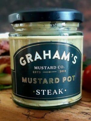 Grahams Steak Mustard