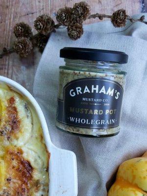 Grahams Wholegrain Mustard