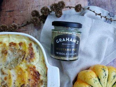 Grahams Wholegrain Mustard