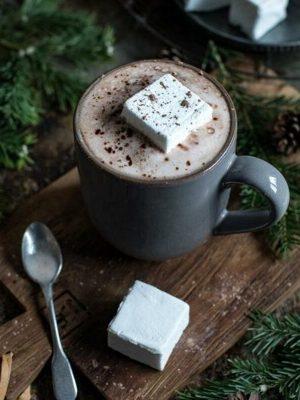 Hot Chocolate Marshmallow Gift Box by Mallow Mia
