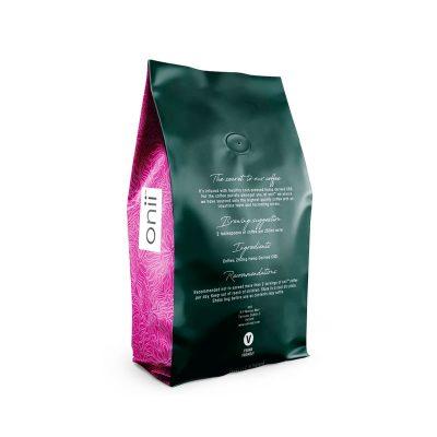 Onii CBD Coffee Espresso Blend Information
