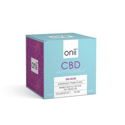 Onii CBD Tea Chai Tea Blend
