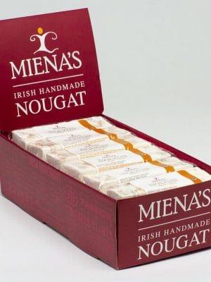 Miena Nougat Almond+&+Pecan+Box