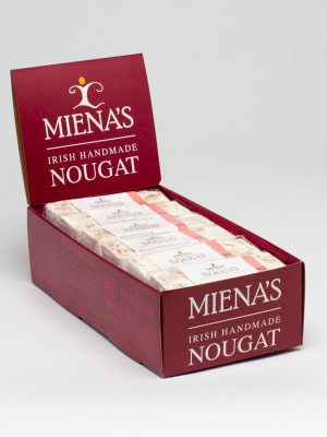 Miena Nougat Almond,+Rhubarb+&+Strawberry+Box