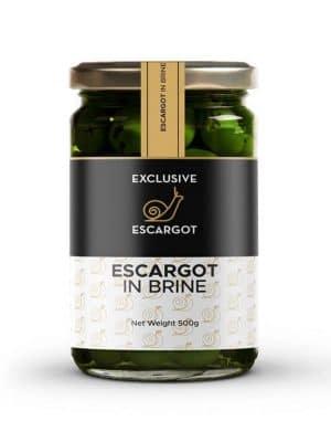 Escargot In Brine 500g