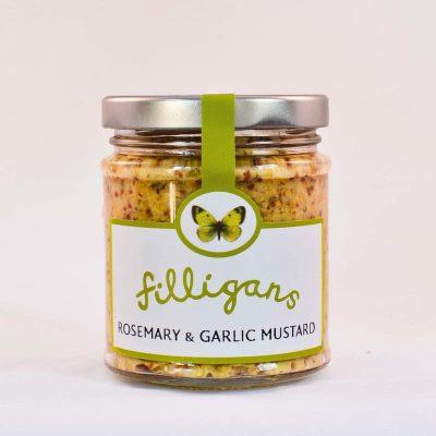 Rosemary & Garlic Mustard by Filligan's of Donegal