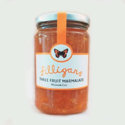Three Fruit Marmalade by Fillagan's of Donegal