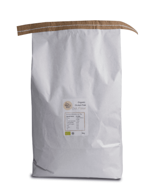 The Merry Mill Organic Gluten Free Oat Flour 5kg Bag