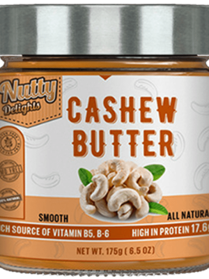 Cashew Butter by Nutty Delights