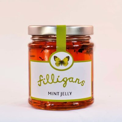 Apple Jelly with Mint by Filligan's of Donegal
