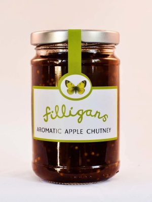 Aromatic Apple Chutney Filligan's of Donegal