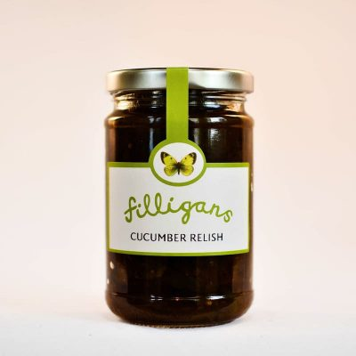Cucumber Relish by Filligan's of Donegal