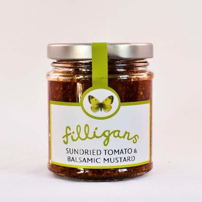Sundried Tomato & Balsamic Mustard by Fillegan's of Donegal
