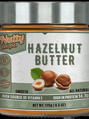 Jar of Hazel Nut Butter by Nutty Delights