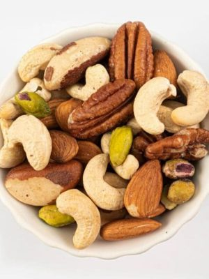 Raw Nut Premium Mix by Nutty Delights
